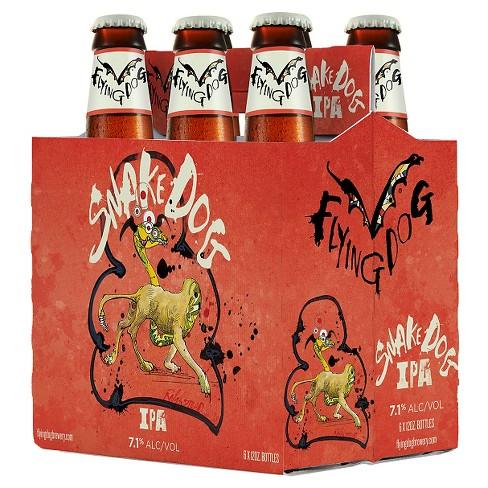 Flying Dog® Snake Dog® IPA - 6pk / 12oz Bottles - image 1 of 1