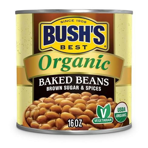 Bush's Organic Baked Beans - 16oz - image 1 of 4