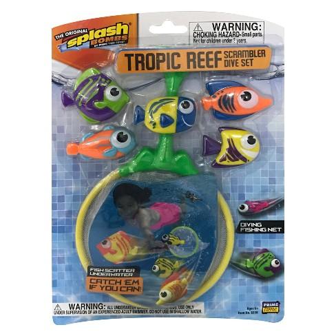 Splash Bombs® Tropic Reef Scrambler Dive Set - image 1 of 3