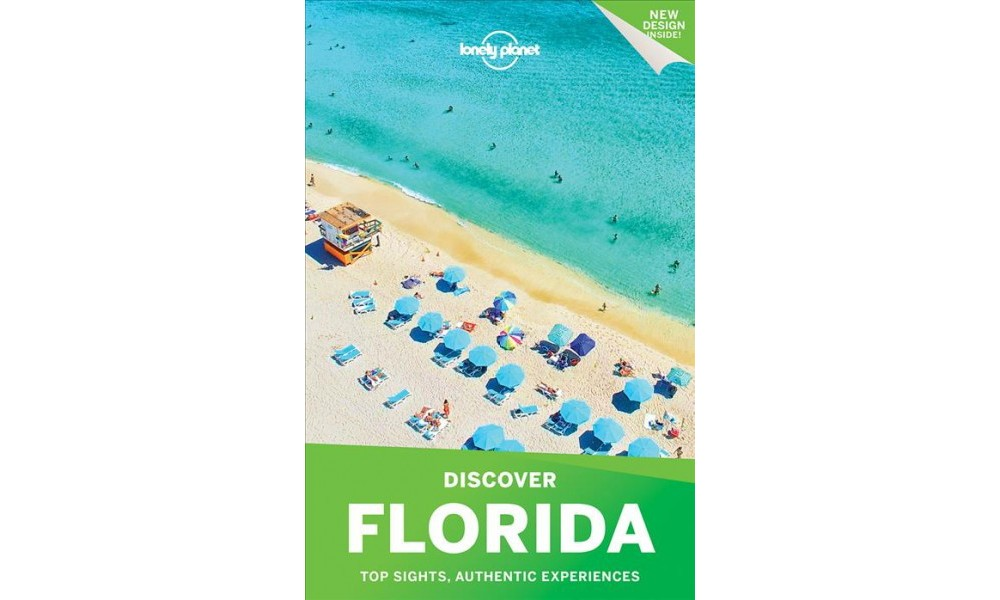 Lonely Planet Discover Florida Paperback