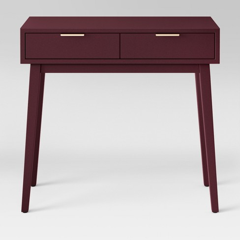 Hafley Two Drawer Console Table Project 62