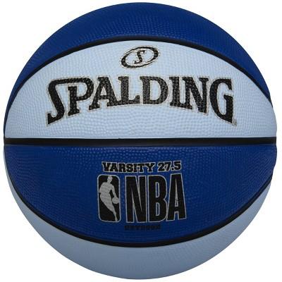 "Spalding 27.5"" Varsity Basketball - Blue/Light Blue"