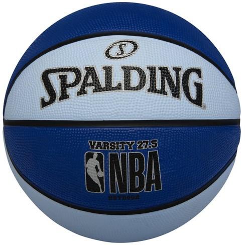 "Spalding 27.5"" Varsity Basketball - Blue/Light Blue - image 1 of 4"