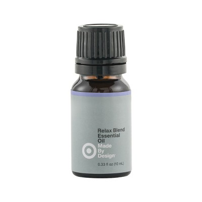 .33 fl oz Essential Oil Relax Blend - Made By Design™
