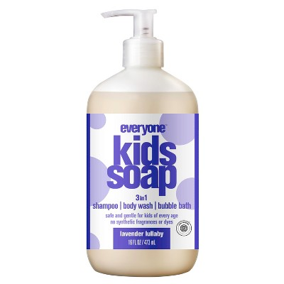 Everyone Kids Lavender Lullaby Soap - 16.0 fl oz