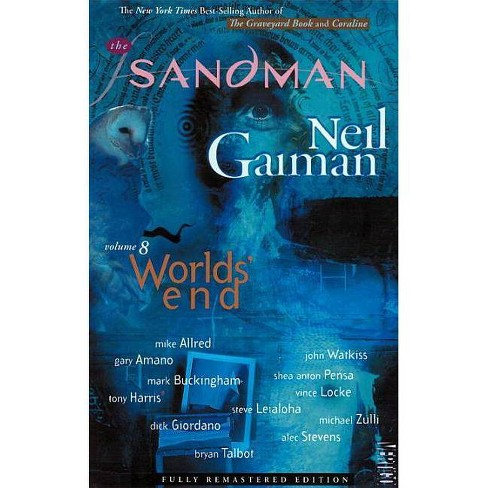 The Sandman Vol. 8: World's End (New Edition) - (Sandman New Editions) by  Neil Gaiman (Paperback) - image 1 of 1