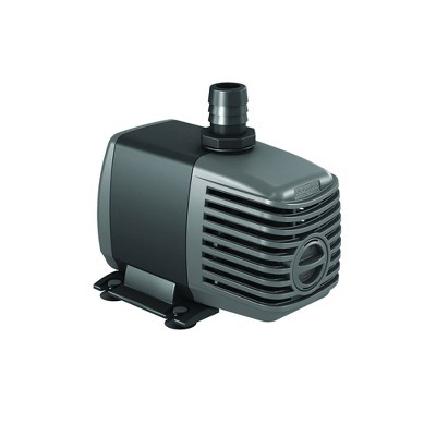 Active Aqua AAPW400 24-Watt 400 GPH Submersible Indoor/Outdoor Hydroponic Aquarium Pond Water Pump with 6ft Power Cord for 40 Gallon Reservoirs