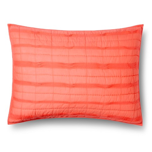 Pleated Sham - Pillowfort™ - image 1 of 2