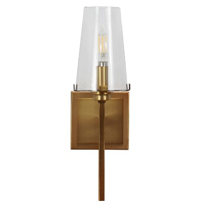 Madison Wall Sconce Bronze   Decor Therapy by Decor Therapy