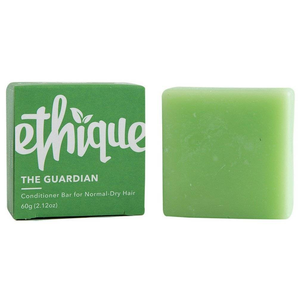 Image of Ethique Eco-Friendly The Guardian Conditioner Bar For Normal-Dry Hair - 2.12oz