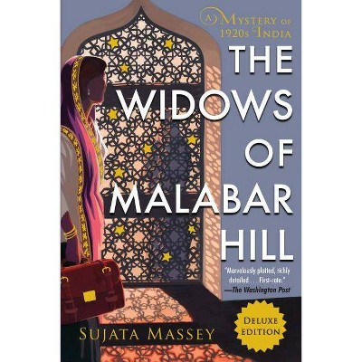 The Widows of Malabar Hill - (Perveen Mistry Novel) by  Sujata Massey (Paperback)
