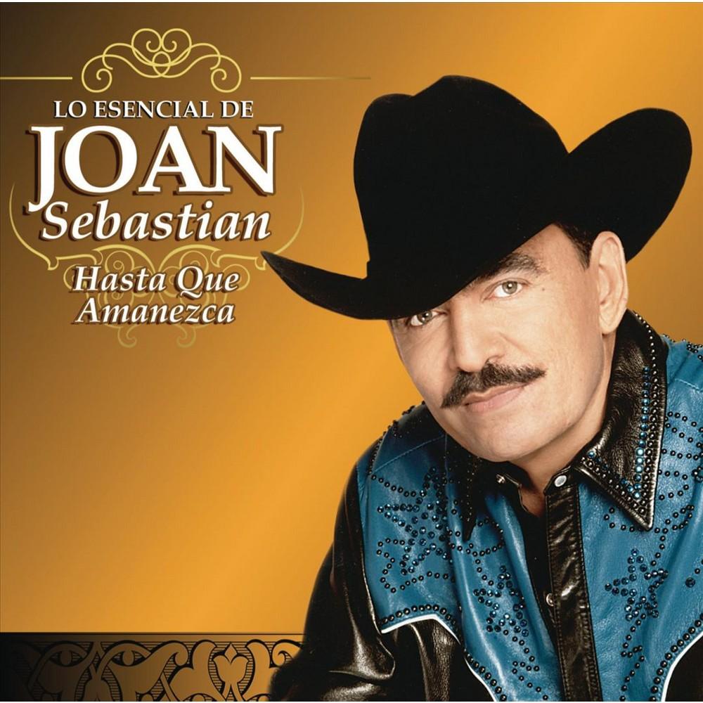 Joan sebastian - Lo esencial:Hasta que amanezca (CD)
