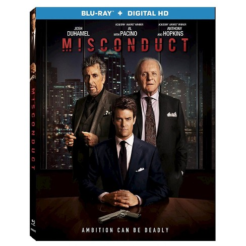 MISCONDUCT (Blu-Ray/Digital) - image 1 of 1