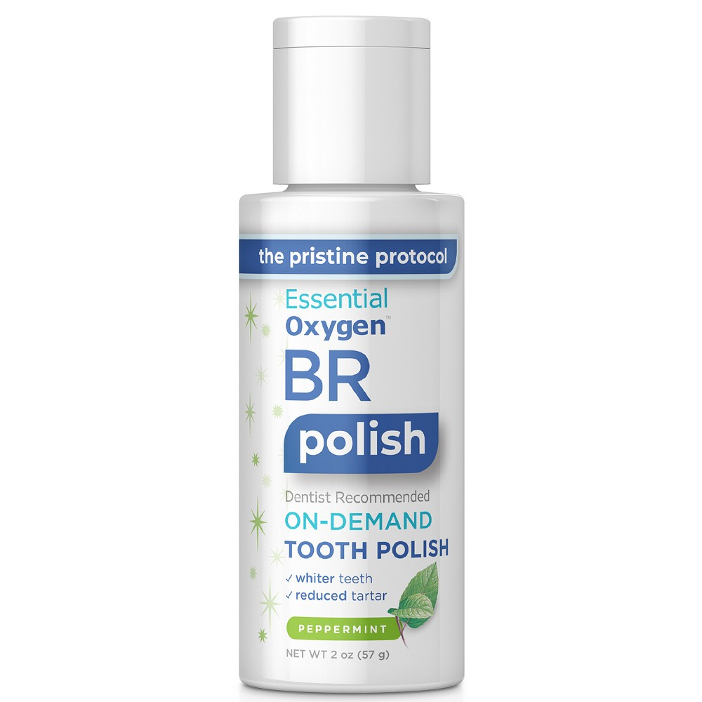 Image of Essential Oxygen BR Tooth Polish - 2oz