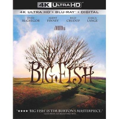 Big Fish (4K/UHD)(2021)