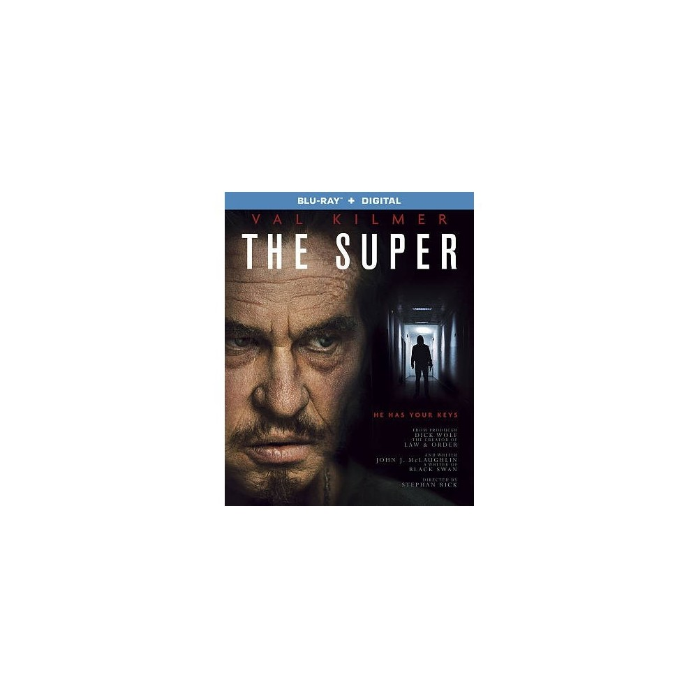 Super (Blu-ray), Movies