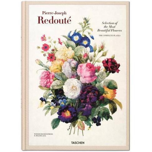 Redout�. Selection of the Most Beautiful Flowers - by  Werner Dressendorfer & H Walter Lack - image 1 of 1