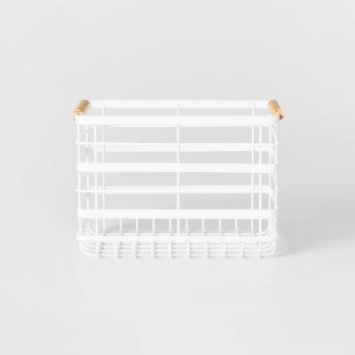 Small Rectangular Wire Storage - Pillowfort™