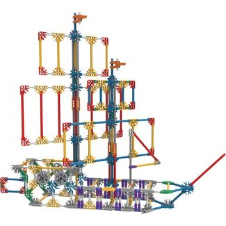 KNEX Imagine 25th Anniversary Ultimate Builders Case - 50 Model
