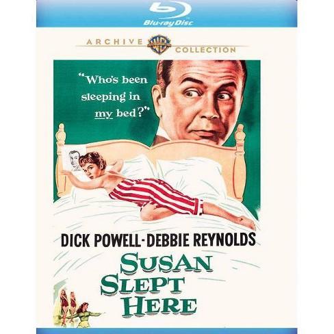 Susan Slept Here (Blu-ray) - image 1 of 1