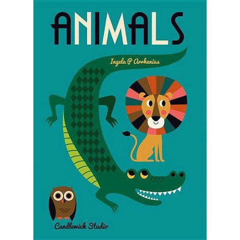 Animals - by  Ingela P Arrhenius (Hardcover) - image 1 of 1
