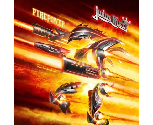 Judas Priest - Firepower (Vinyl) - image 1 of 1