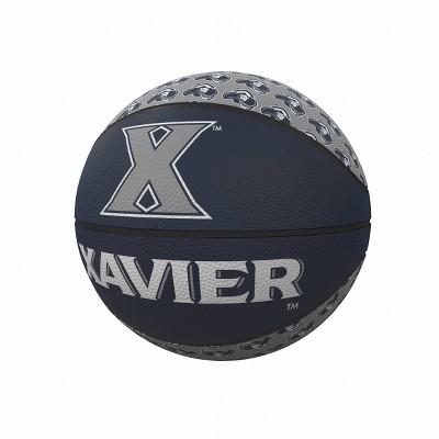 NCAA Xavier Musketeers Mini-Size Rubber Basketball