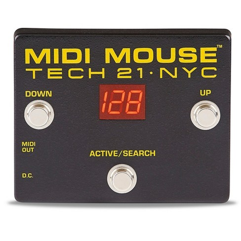 Tech 21 MIDI Mouse Pedal - image 1 of 4