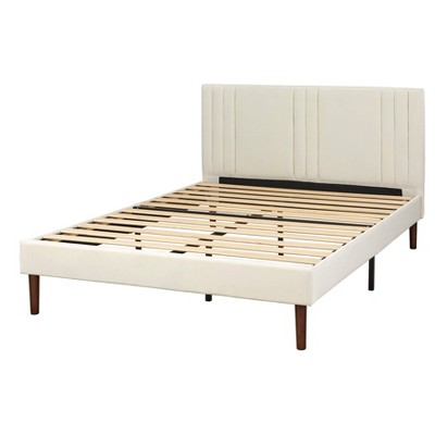 Queen Sven Upholstered Platform Bed - angelo:HOME