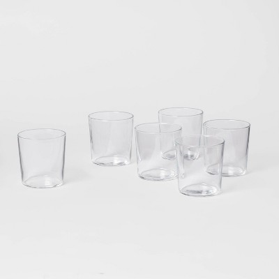12oz 6pk Glass Rioja Double Old Fashioned Glasses - Made By Design™