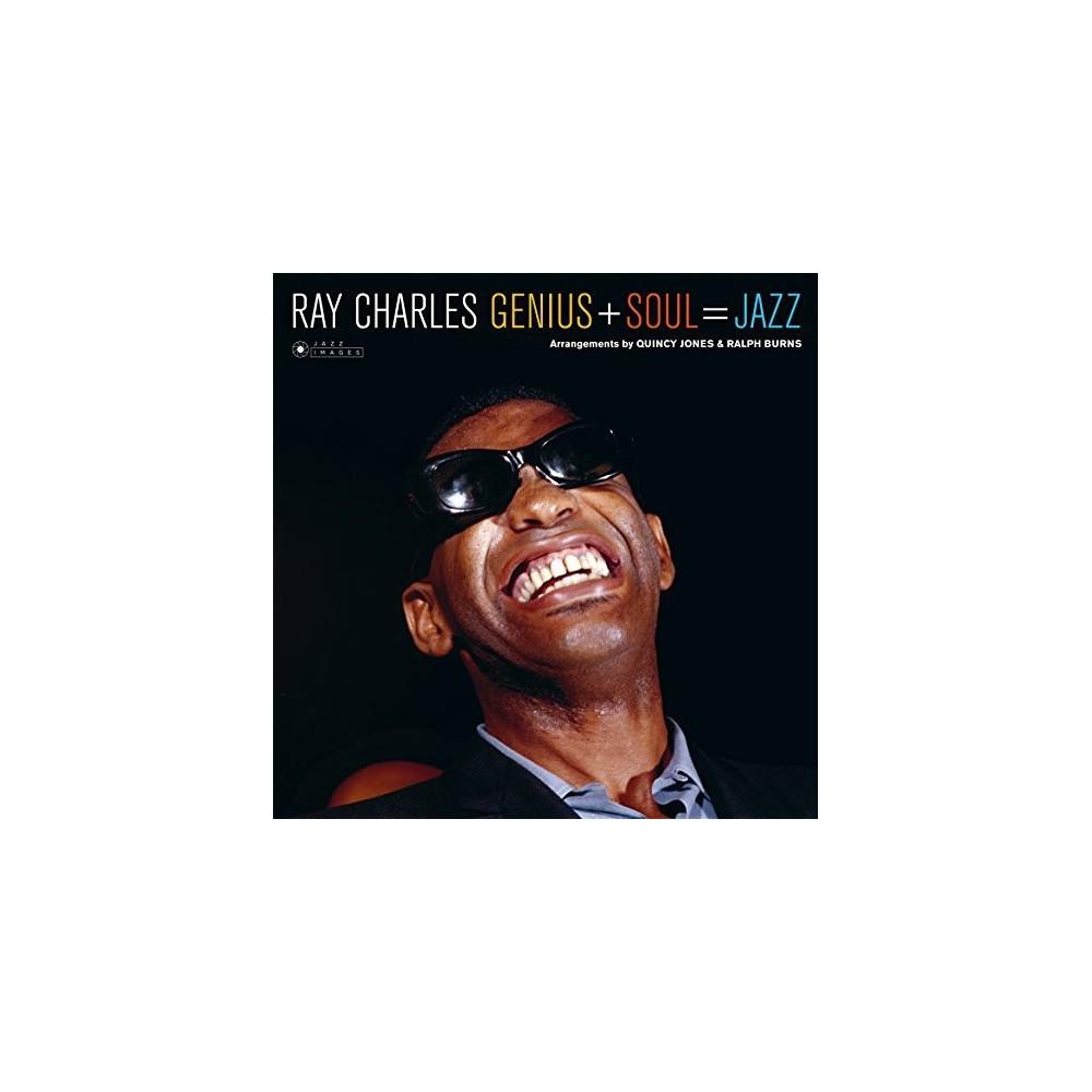 Ray Charles - Genius Plus Soul Equals Jazz (Vinyl)