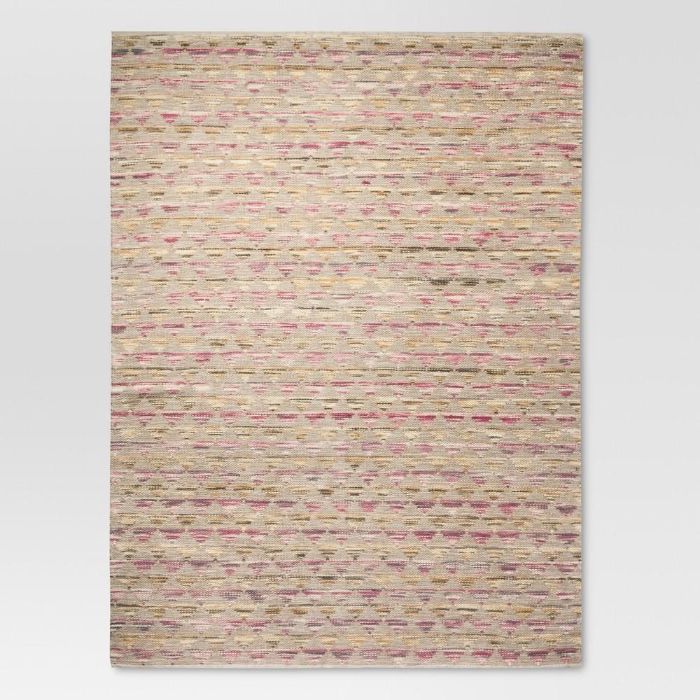 Geometric Woven Area Rug 7'X10' - Threshold, Multicolored