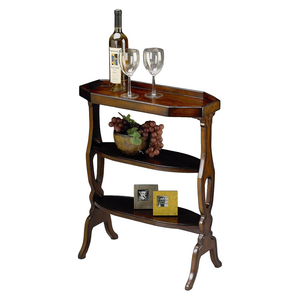 End Table Cherry (Red) - Butler Specialty