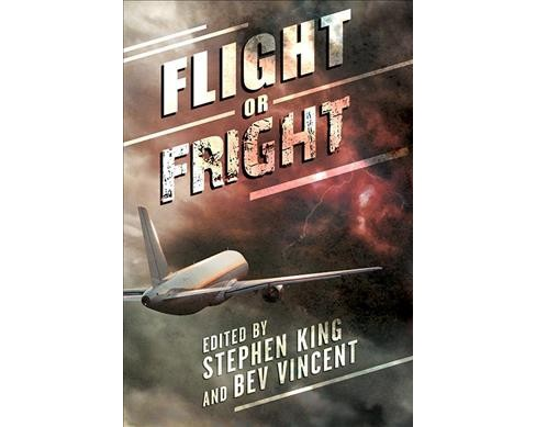 Flight or Fright -  (Hardcover) - image 1 of 1