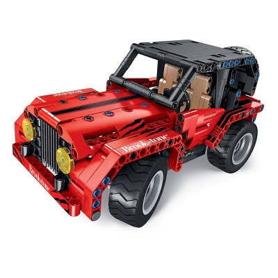 Brookstone BYO RC Car - Off-Road Vehicle / Tractor