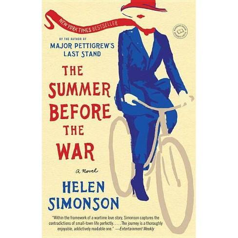 Summer Before the War (Reprint) (Paperback) (Helen Simonson) - image 1 of 1