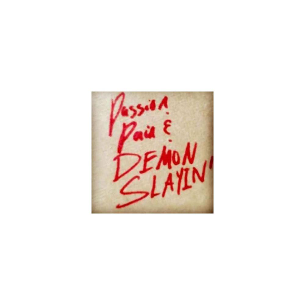 Kid Cudi Passion Pain Demon Slayin Explicit Lyrics Cd