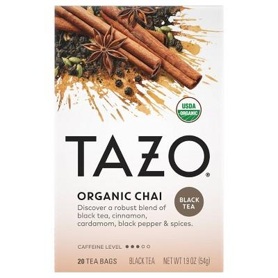 Tazo Organic Chai Tea - 20ct