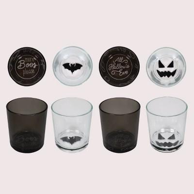 8pc Spooky Drink Glasses - Bullseye's Playground™
