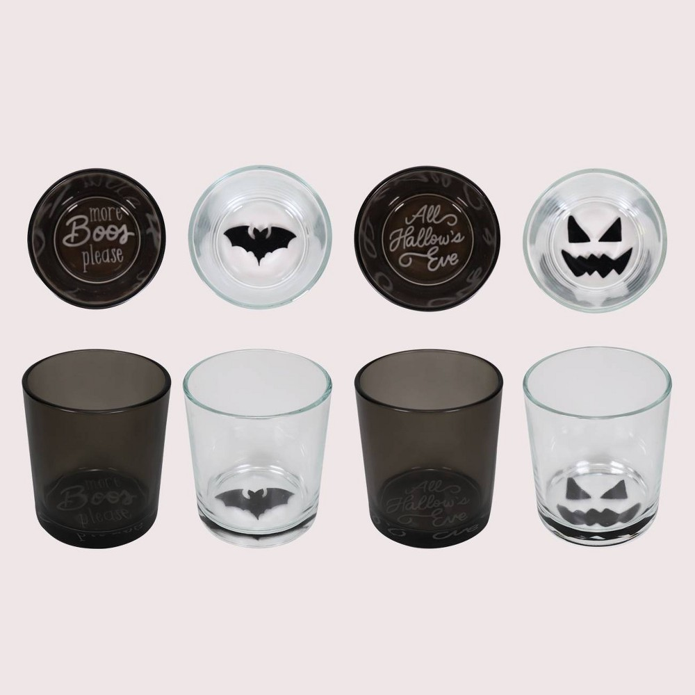8pc Spooky Drink Glasses - Bullseye's Playground was $8.0 now $4.0 (50.0% off)