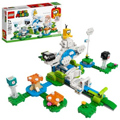 LEGO Super Mario Lakitu Sky World Expansion Set 71389 Building Kit