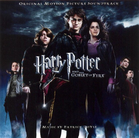 Various - Harry potter & goblet of fire (Ost) (CD) - image 1 of 3