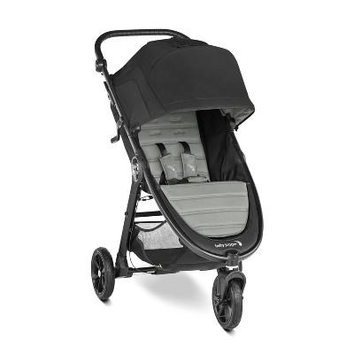 Baby Jogger City Mini GT Single Stroller - Slate