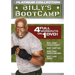Billy Blanks: Platinum Collection Bootcamp (DVD)