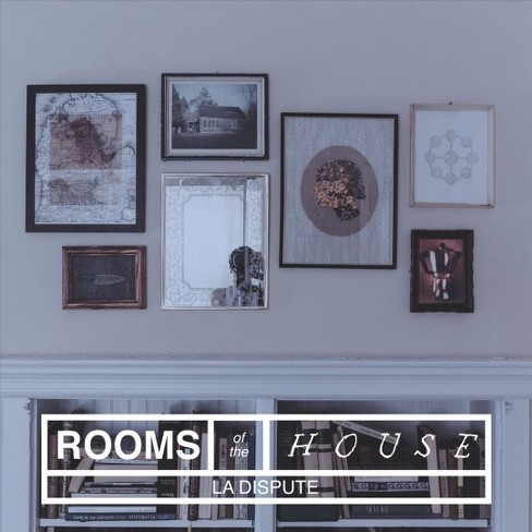 La dispute - Rooms of the house (CD) - image 1 of 1