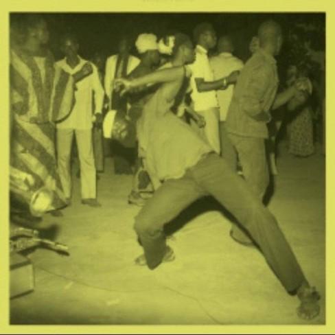Various - Original Sound Of Burkino Fasso (CD) - image 1 of 1
