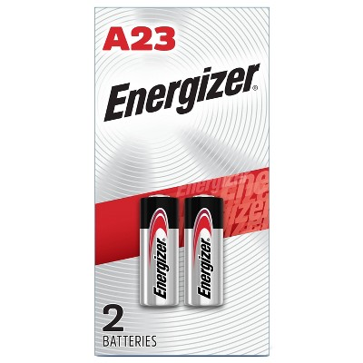 Energizer 2pk A23 Batteries