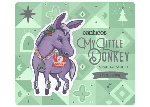 My Little Donkey / Mi Burrito (Bilingual) (Hardcover) - image 1 of 1