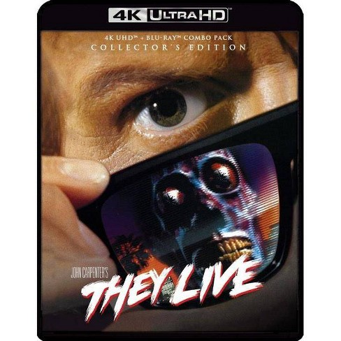 They Live (4K/UHD)(2021) - image 1 of 1