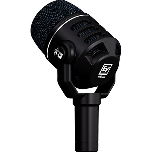 Electro-Voice ND46 Dynamic Supercardioid Instrument Microphone - image 1 of 4
